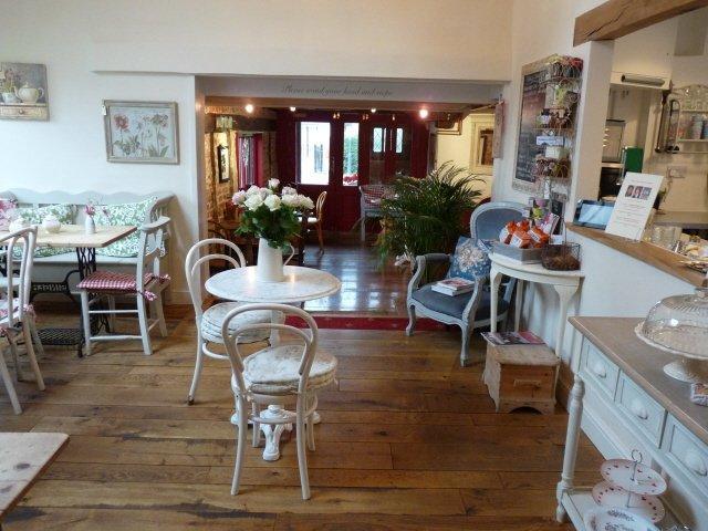Tea Rooms In Sandwich