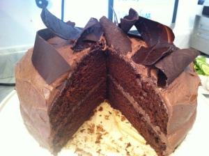 Chocolate Cake JPEG
