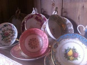 High Tea Walkern Hertfordshire China Teacup