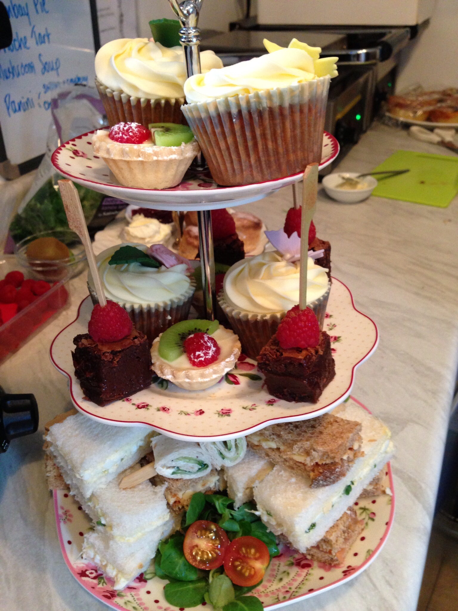 Afternoon High Tea | Brewery Tearooms and Gift Shop