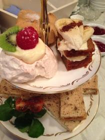 Afternoon Tea in Hertfordshire Gluten Free