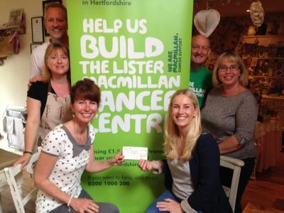 Macmillan Cancer Centre Plaque