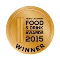 Herts Food and Drink Award Winners 2015