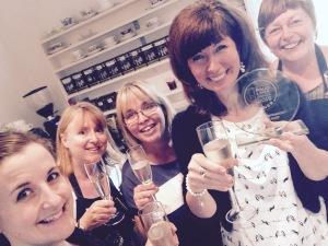 Brewery Tea Room Hertfordshire Award