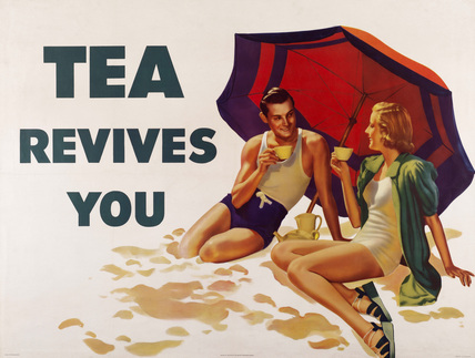 Tea Revives You - Brewery Tea Room Hertfordshire