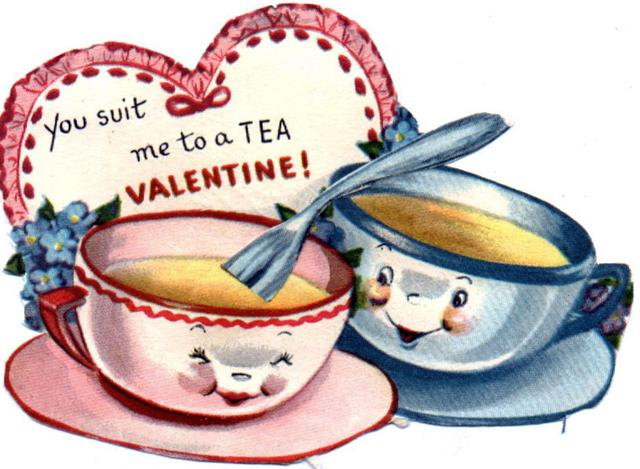 Valentine's High Tea