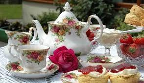 Sunday Tea Room